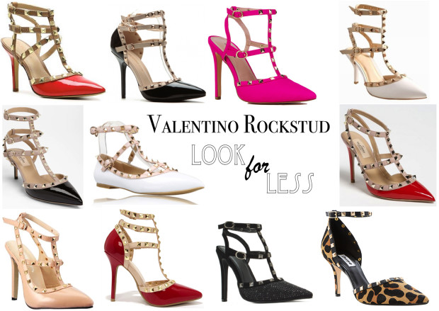 Valentino Rockstud Look for Less