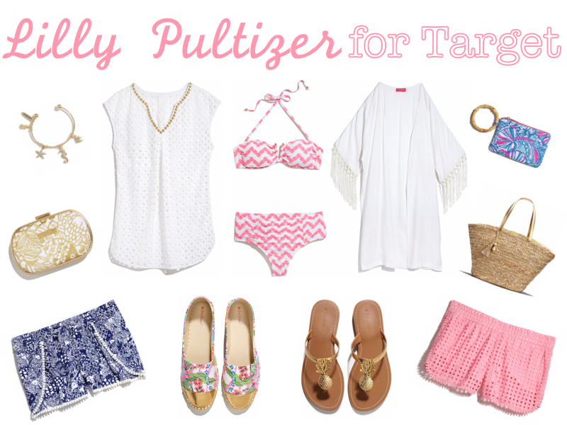 Lilly Pultizer for Target