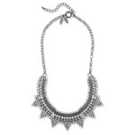 Rocksbox Review- Perry Street Amelie Crystal Necklace