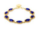 April Rocksbox Kendra Scott Jana Bracelet in Cobalt