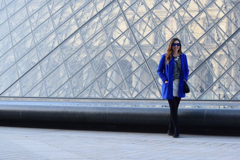 feeling blue at the louvre 4