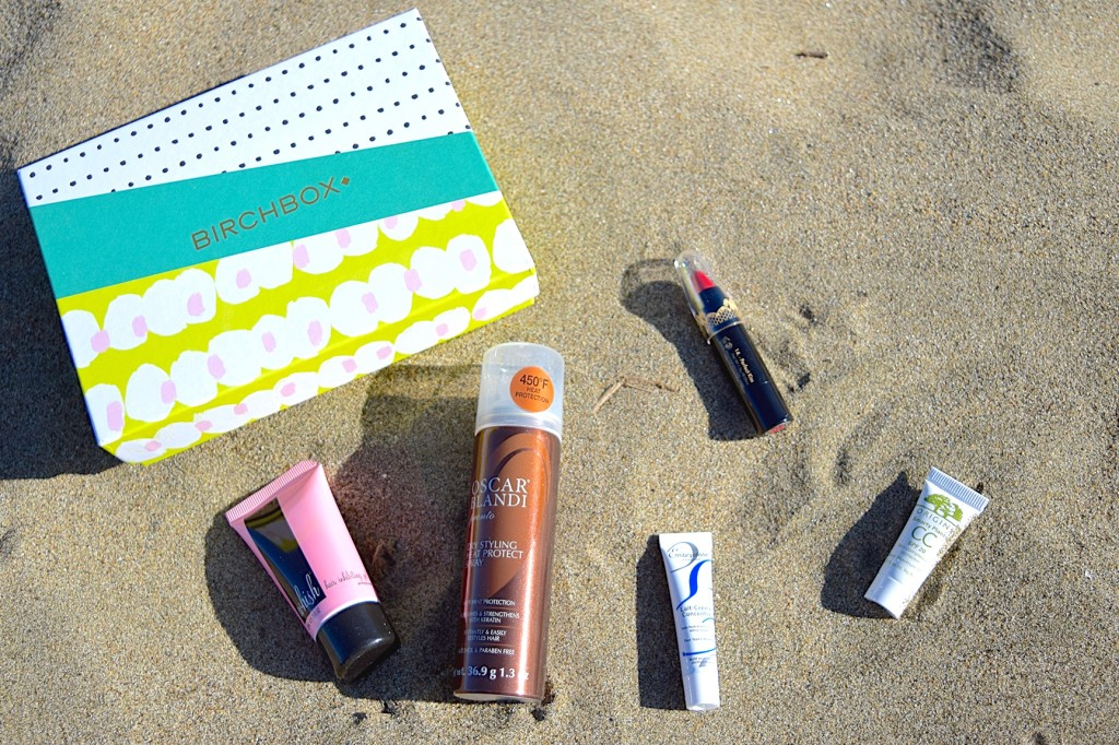 march birchbox review 2015