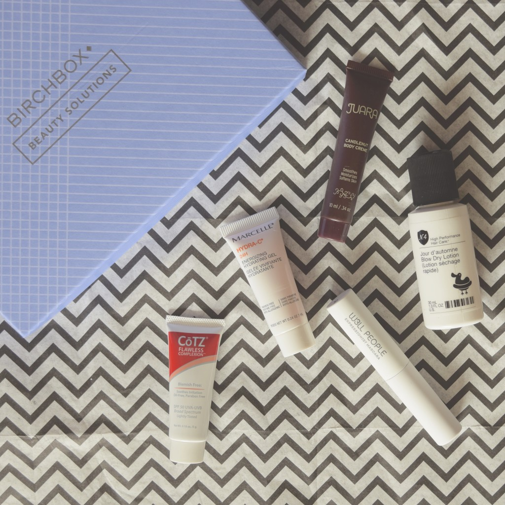 May Birchbox Review 2015