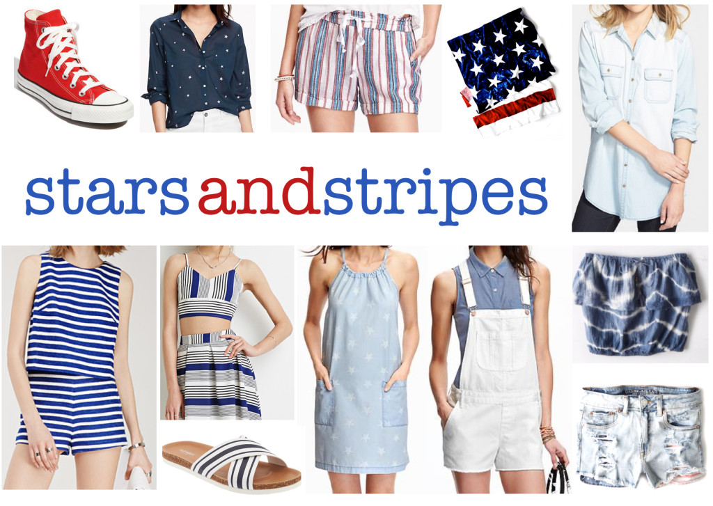 americana trend- stars and stripes