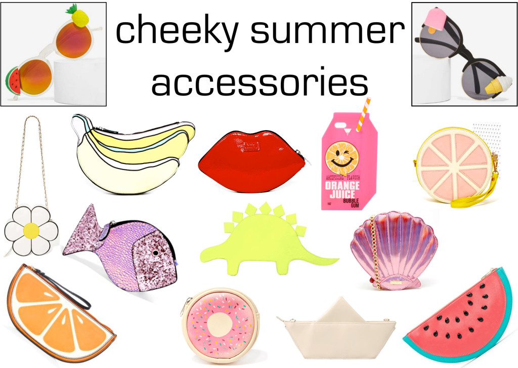 cheeky summer accessories