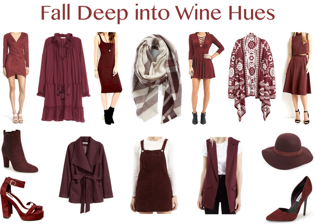 Fall Hues to Love - Wine
